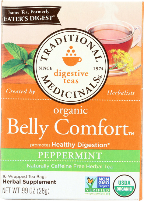 Bagged Tea Belly Comfort™