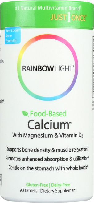 Food Based Calcium™ With Magnesium & Vitamin D3