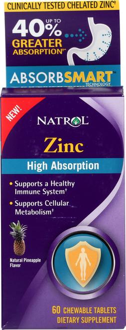 Tablets Zinc