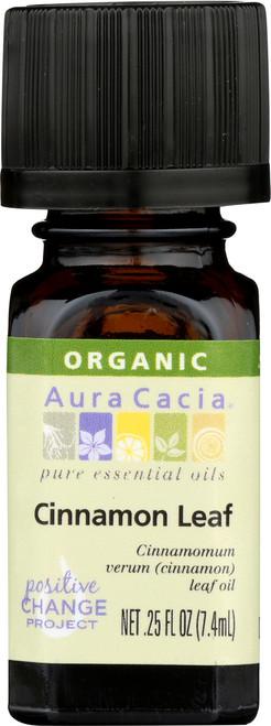 Cinnamon Leaf Certified Organic Essential Oil Cinnamon Leaf