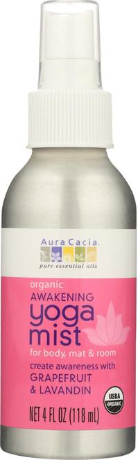 Awakening, Grapefruit & Lavandin Certified Organic Yoga Mist Awakening