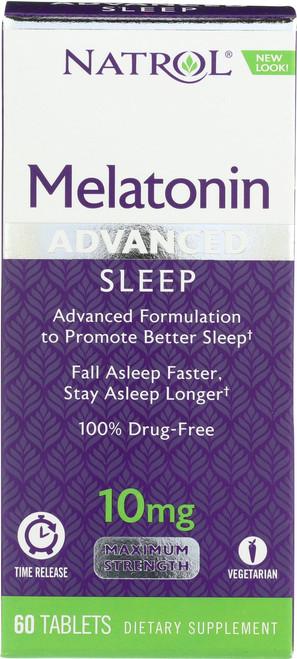 Vitamin/Supplements Advanced Sleep Melatonin 10Mg Tr
