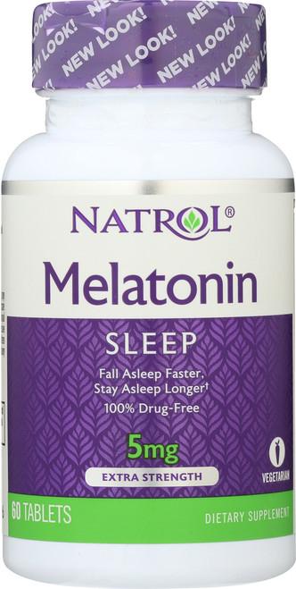 Vitamin/Supplements Melatonin 5Mg