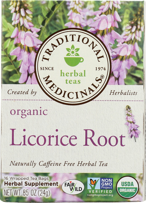 Bagged Tea Licorice Root