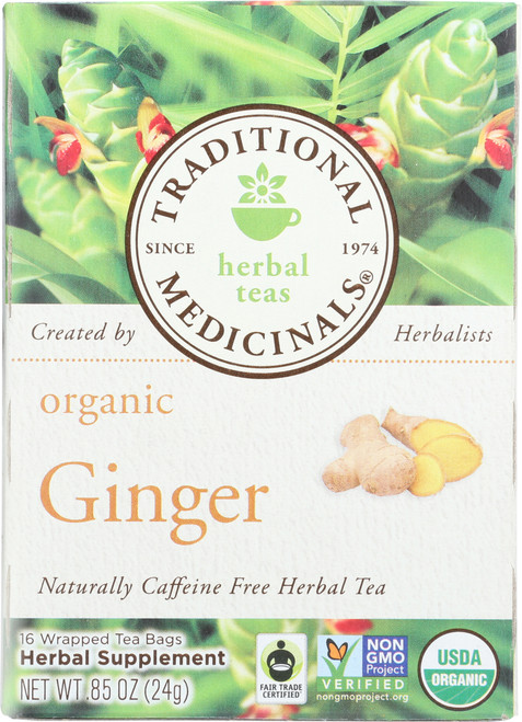 Bagged Tea Ginger