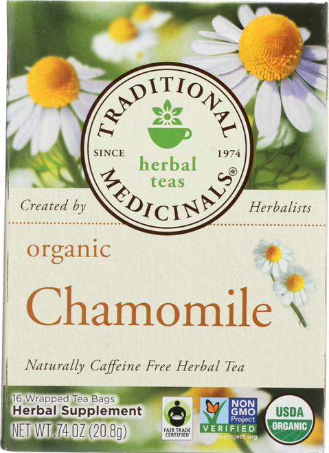 Bagged Tea Chamomile