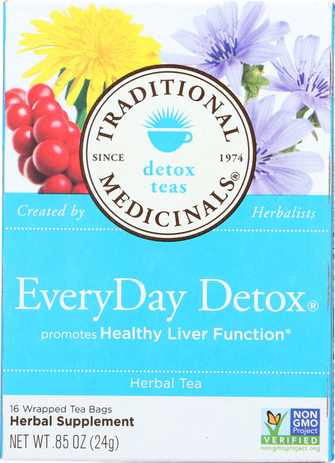 Bagged Tea Everyday Detox®