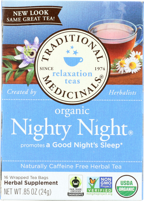 Herbal Tea Nighty Night