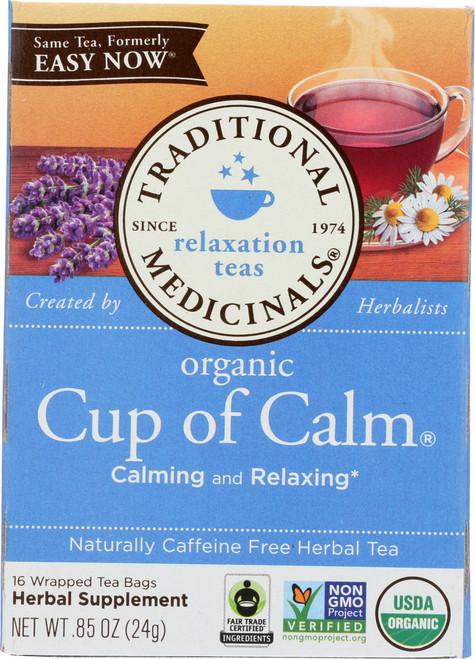 Bagged Tea Cup Of Calm®