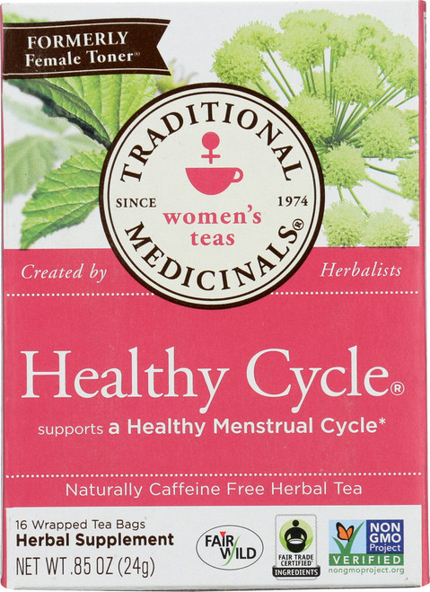 Bagged Tea Healthy Cycle®