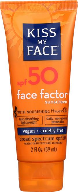 Face Factor Spf 50 Face + Neck Protection