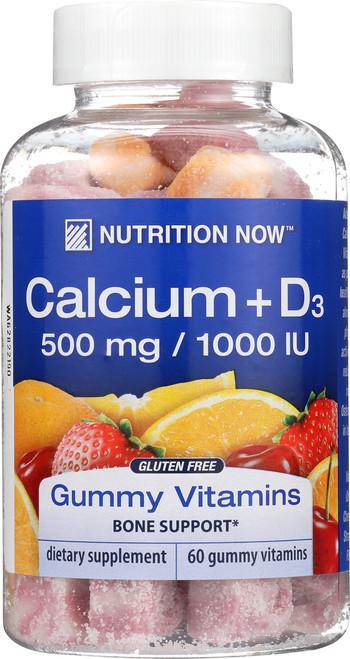 Vitamins Calcium + D3