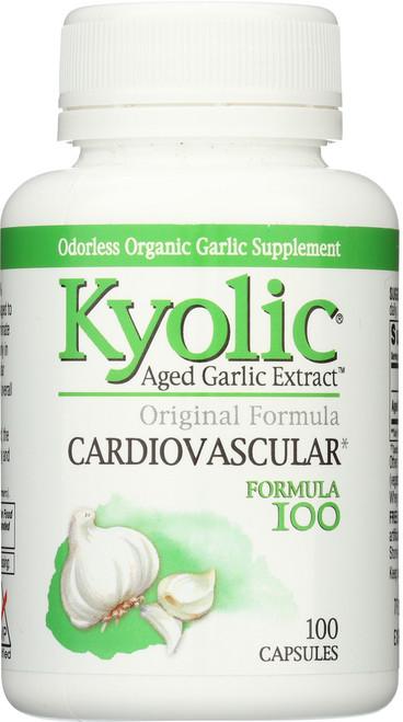 Kyolic Formula 100 Cardiovascular Cardiovascular