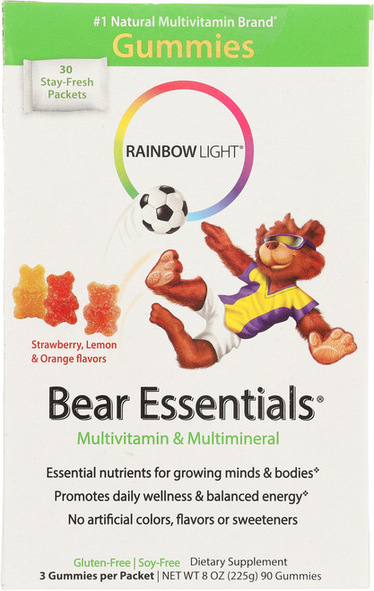 Multivitamin &  Mineral Bear Essentials®