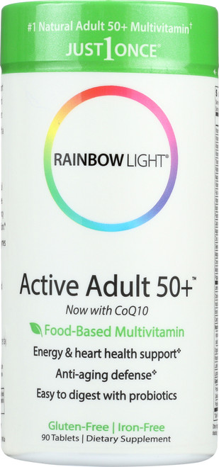 Multivitamin Active Adult 50+™