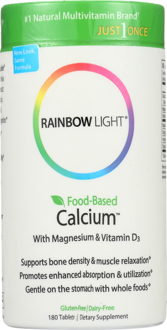 Food Based Calcium With Magnesium & Vitamin D3