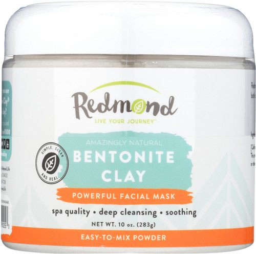 Redmond Clay Bottle