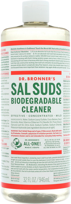 Cleaner Sal Suds