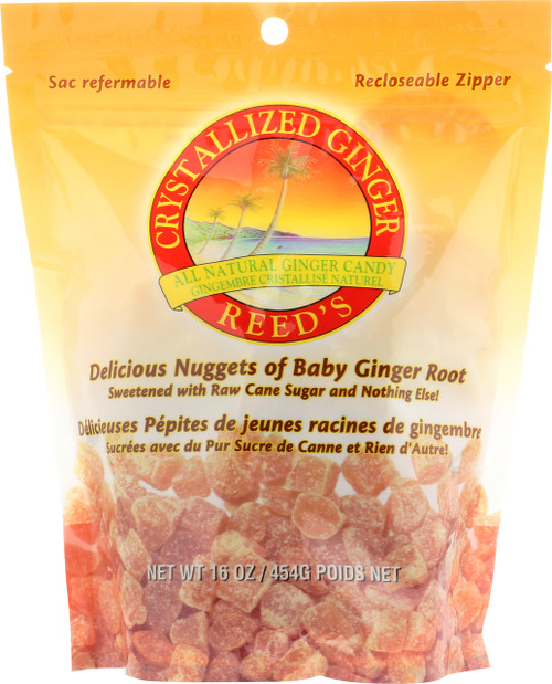 Crystallized Ginger Ginger