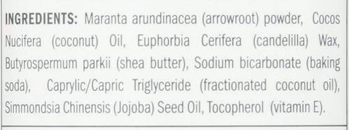 Deodorant Fragrance-Free 3.25oz 92 G