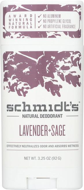 Deodorant Stick Lavender + Sage
