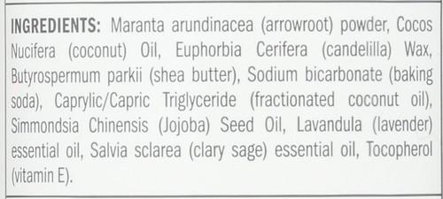 Deodorant Stick Lavender + Sage 3.25oz 92 G