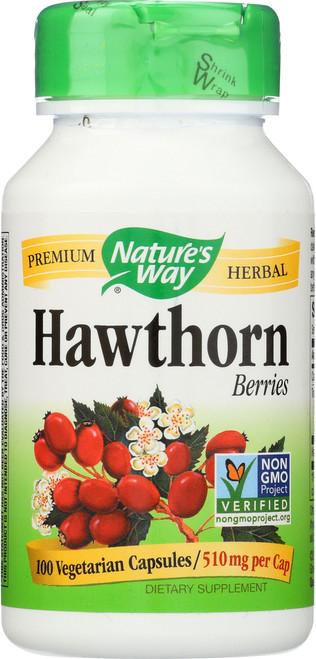 Hawthorn Berries Cardiovascular Health
