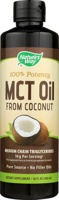 100% Mct Oil General Health