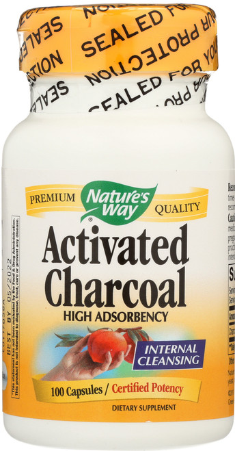 Activated Charcoal Cleanse/Detox