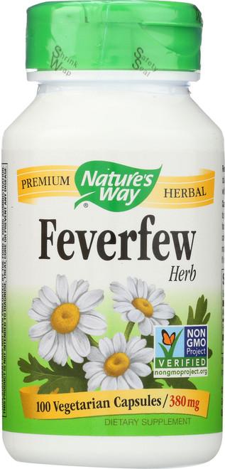 Feverfew Herb Memory/Brain Health