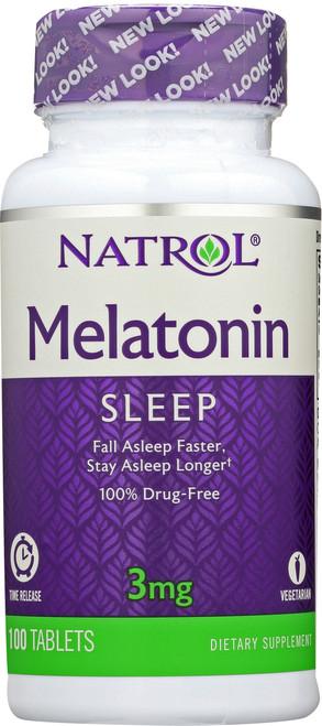 Vitamin/Supplements Melatonin 3Mg