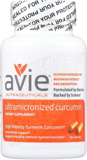 Ultramicronized Curcumin