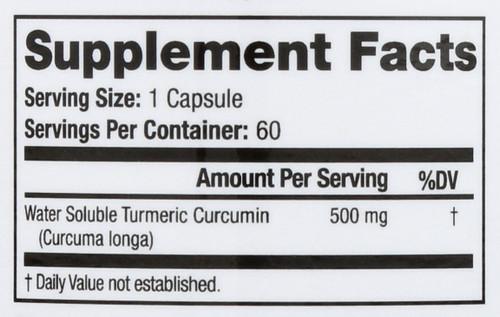 Ultramicronized Curcumin  60 Capsules