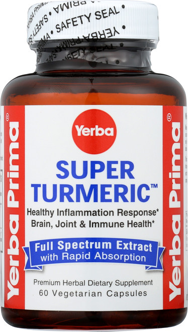 Dietary Supplement Super Tumeric