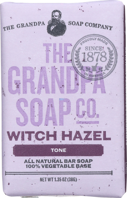 Soap Bar Witch Hazel