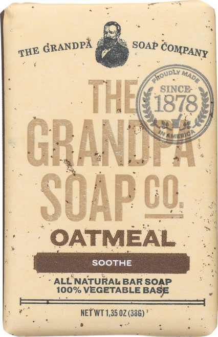 Soap Bar Oatmeal