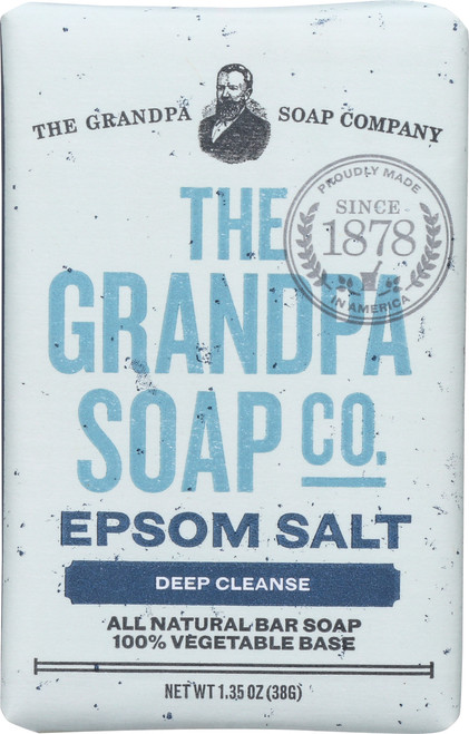 Soap Bar Epsom Salt
