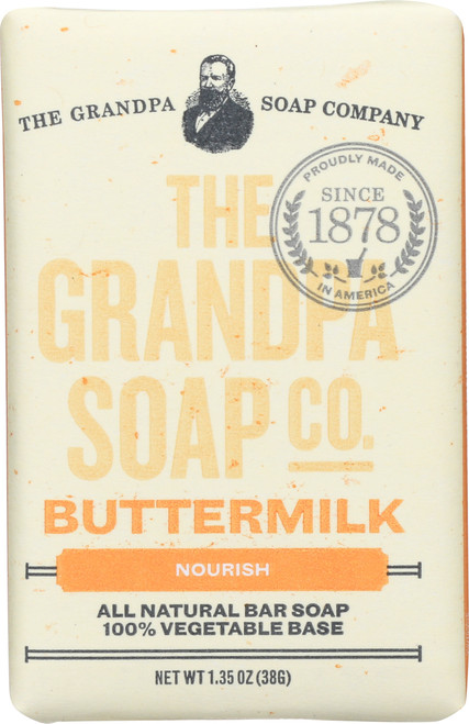 Soap Bar Buttermilk