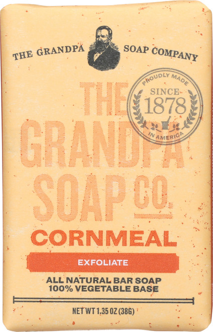 Soap Bar Cornmeal