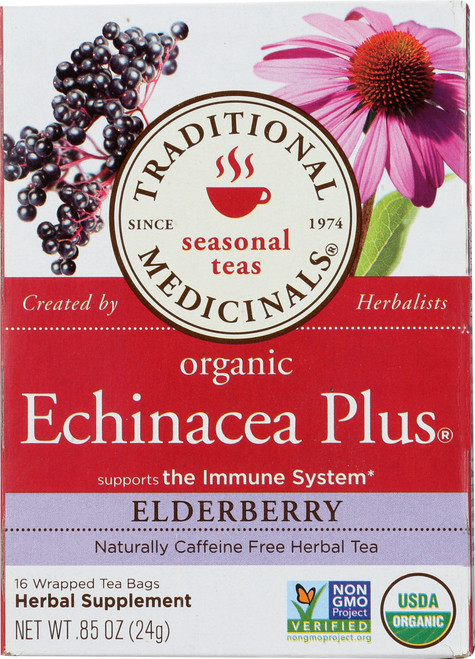 Bagged Tea Echinacea Plus®