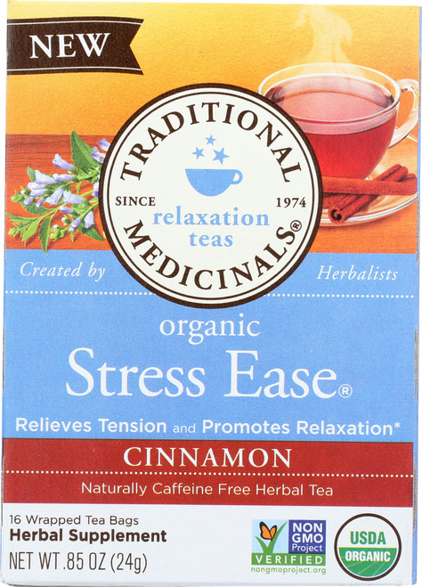Bagged Tea Stress Ease®