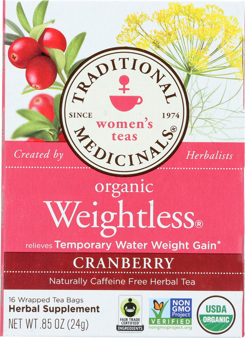 Bagged Tea Weightless®