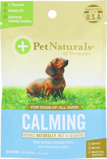 Calming For Dogs Of All Sizes