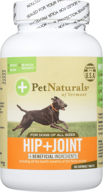 Hip + Joint For Dogs Of All Sizes
