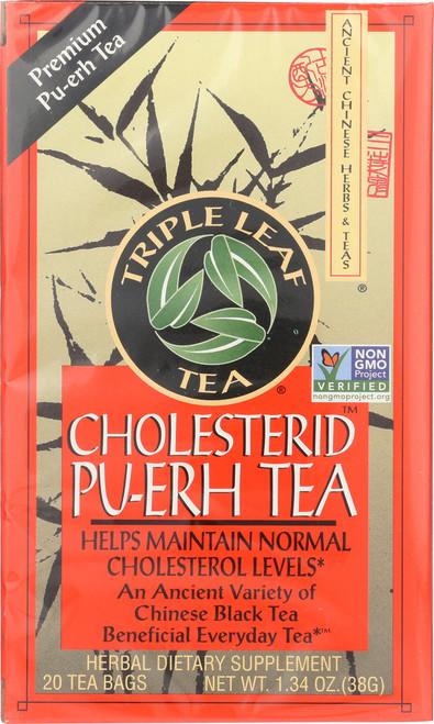 Tea Cholesterid™ Pu-Erh