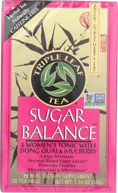 Herbal Tea Sugar Balance