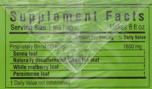 Tea Dieter's Green™ Herbal Tea 20 Tea Bags 1.16oz
