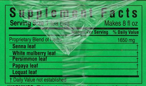 Tea Ultra Slim™ Herbal Tea 20 Tea Bags 1.16oz