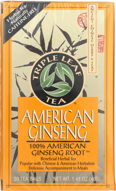 Tea American Ginseng