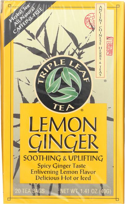 Herbal Tea Lemon Ginger